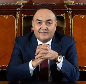 CeyGroup Yönetim Kurulu Başkanı Ali Avcı