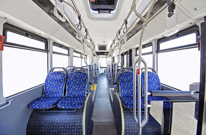 Anadolu Isuzu Romanya'nın Brăila Şehrine 10 Adet Otobüs Teslim Etti