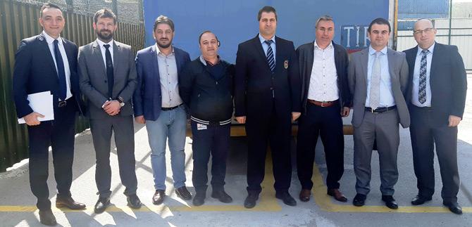 """Arkas Lojistik """"İzinli Gönderici"""" Olarak Türkiye'de İlk İhracatı Gerçekleştirdi"""