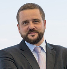 Boris Blanche, IRU's Managing Director