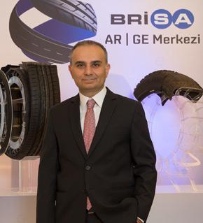 Brisa Genel Müdürü Cevdet Alemdar