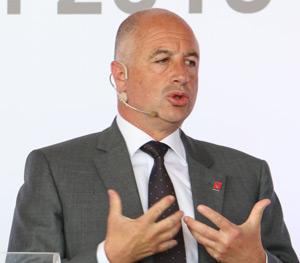 Renault Trucks Dünya Başkanı Bruno Blin