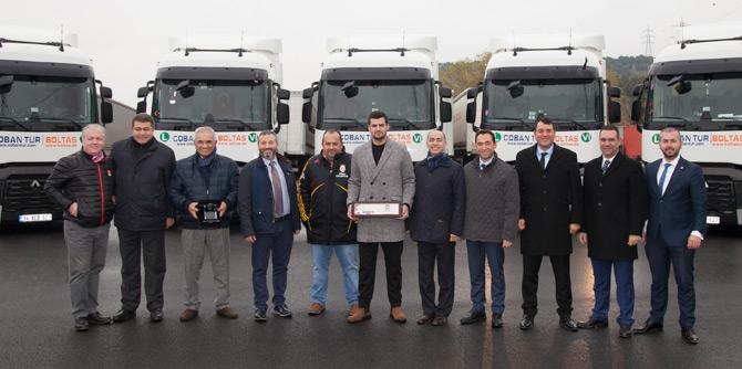 Çoban Tur | Boltas Filosuna 30 Adet Renault Trucks T460 Çekici Kattı