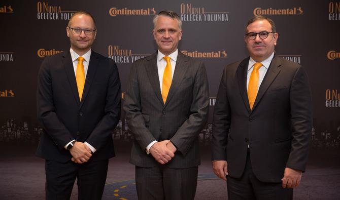 Continental Türkiye'deki 10'uncu Yılını Büyümeyle Kutluyor