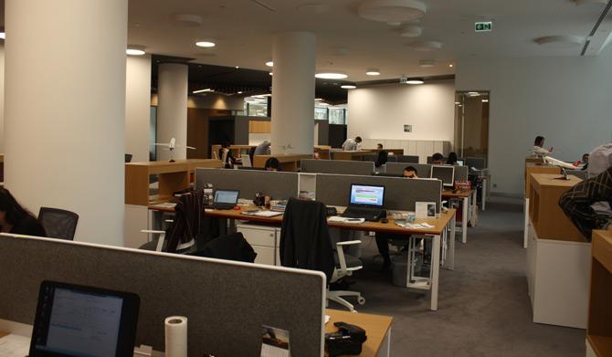 DB Schenker Arkas Yeni Genel Merkezine Taşındı