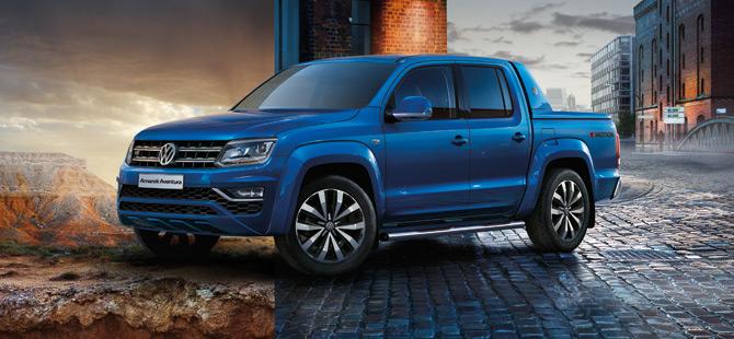 En Güçlü Volkswagen Amarok V6 Satışta