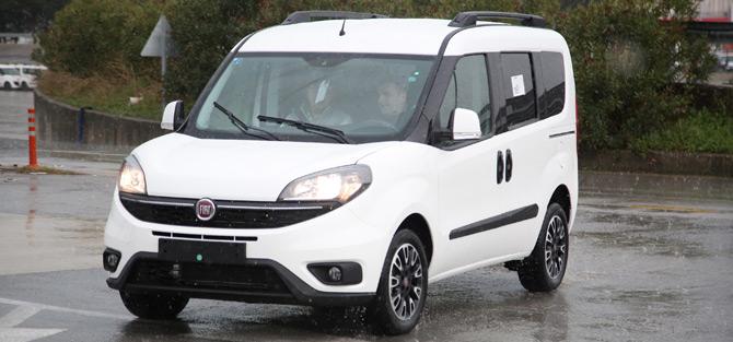 Fiat Professional Hafif Ticarileriyle Pazar Payını Artırıyor
