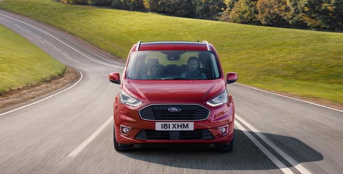 Ford 2018 Yılında Ticarilerini Yeniliyor
