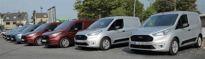 Ford Transit Custom PHEV İle Segmentinin İlk Hibrit Ticarisini Geliştiriyor