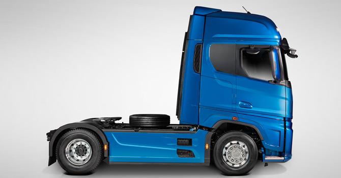 Ford Trucks'ın Yeni Çekicisi Dünya Yollarına Hazır
