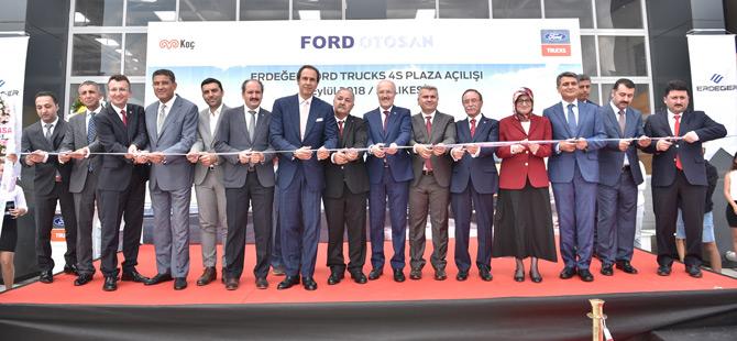 Ford Trucks 4s Plaza Ağını Güçlendirmeye Balıkesir İle Devam Ediyor