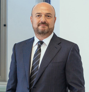 Borusan Lojistik'in genel müdürü İbrahim Dölen