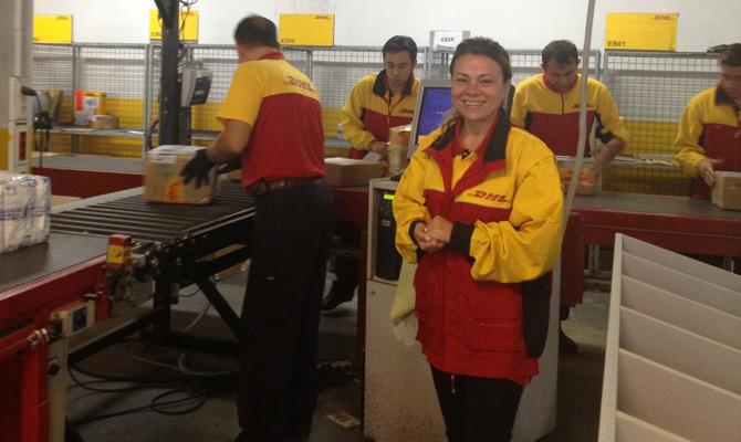DHL Express İnsan Kaynakları ve Kaliteden Sorumlu Genel Müdür Yardımcısı Ayla Çetinbora