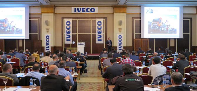 Iveco Türkiye Üst Yapıcılar'a En Yeni Araçlarını Tanıttı