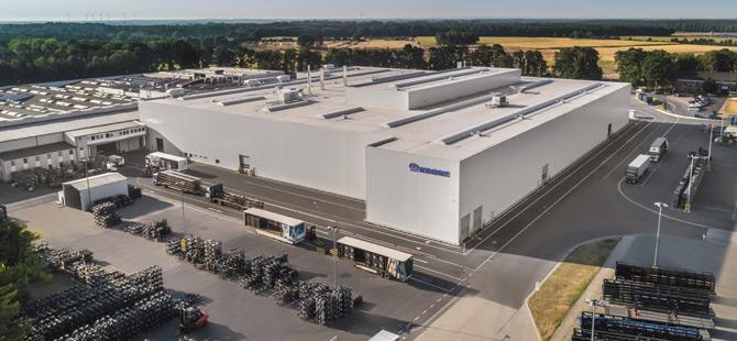 Krone IAA Hannover Ticari Araçlar Fuarı Öncesi Ürün ve Hizmetlerini Tanıttı