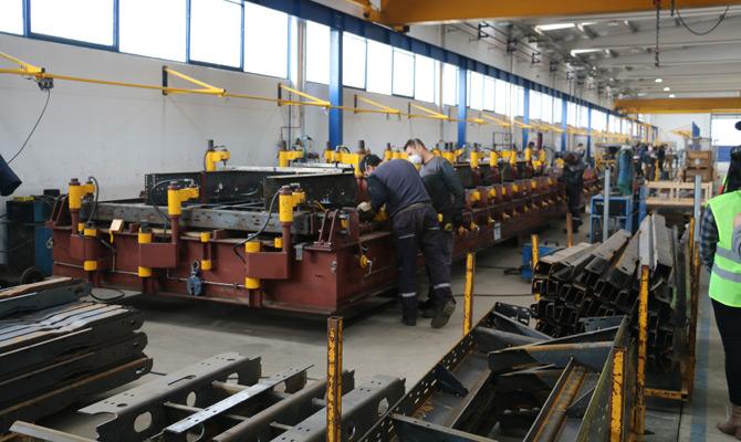 Krone Tire Fabrikasında İstihdam ve Üretim Artıyor