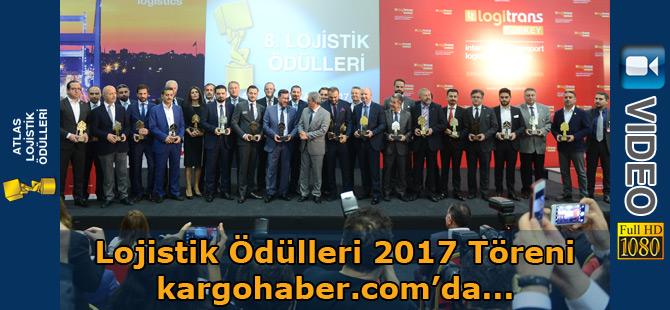Lojistik Ödülleri 2017 Töreni (Video)