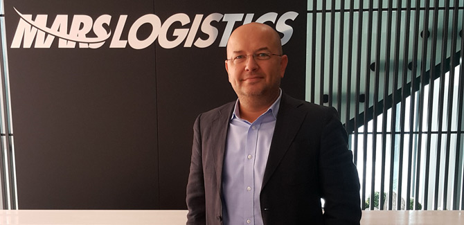 Mars Logistics Genel Müdürü Ali Tulgar