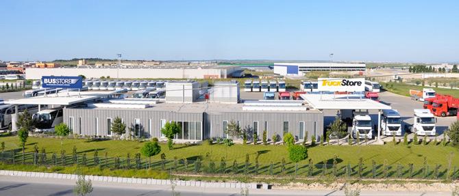 Mercedes-Benz Türk 2017'de 2 Bin 142 Adet Kamyon Sattı
