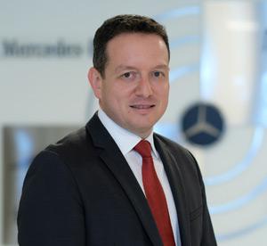 Mercedes-Benz Türk Ar-Ge Direktörü Mustafa Üstertuna
