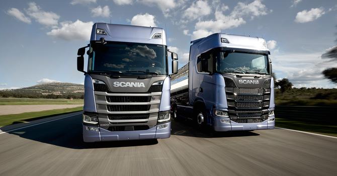 Scania Çekicide Pazar Payını 3 yılda 3'e Katladı