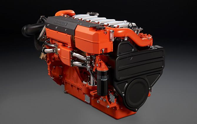 Scania'dan her ihtiyaca uygun motor seçeneği