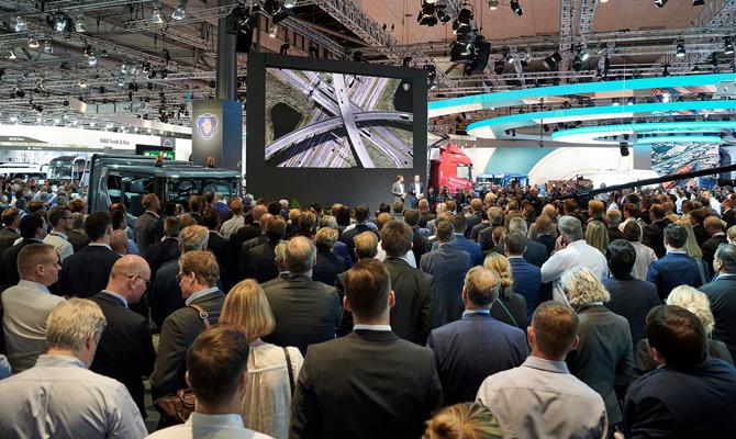 Scania IAA'da Sürdürülebilir Taşımacılık Çözümlerini Tanıttı