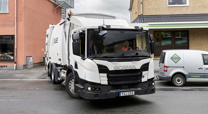 Scania Yeni Nesil Şehir İçi Araçlarını Tanıttı
