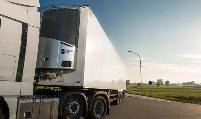 Thermo King İlk Hibrit Treyler Soğutma Ünitesi Slxi Hybrid'i Tanıttı