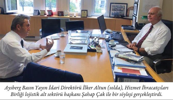 TİM Hizmet İhracatçıları Birliği Çatısı Altında Lojistik Alt Sektörü Kuruldu