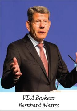 VDA Başkanı Bernhard Mattes