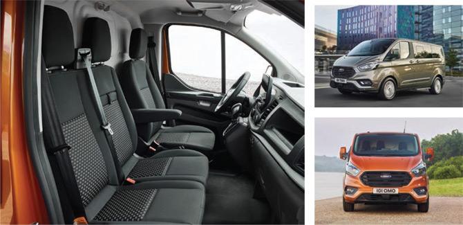 Yeni Transit Custom Ford'un Hafif Ticarideki Pozisyonunu Sağlamlaştıracak