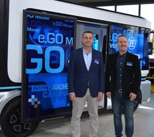 ZF Ticari Araçlara Yönelik Elektrikli Ürün Portföyünü Genişletiyor
