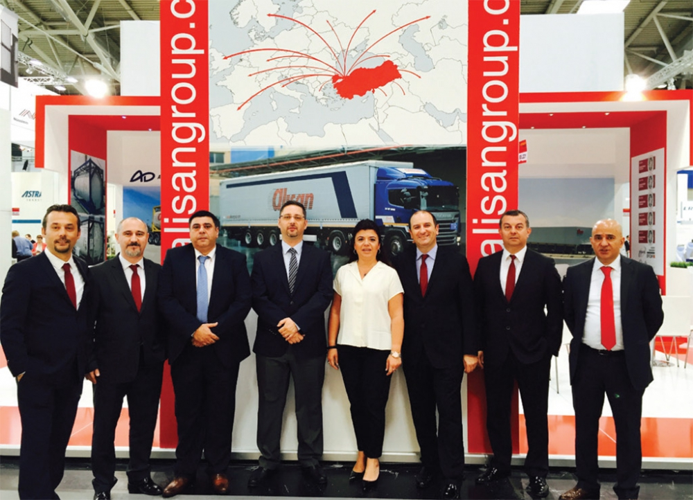 transport logistic 2015'te Yer Alan Türk Firmaları galerisi resim 8