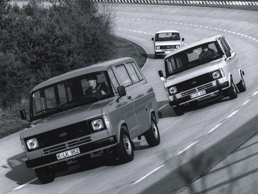 Ford Transit 50. Yaşını Kutluyor galerisi resim 17