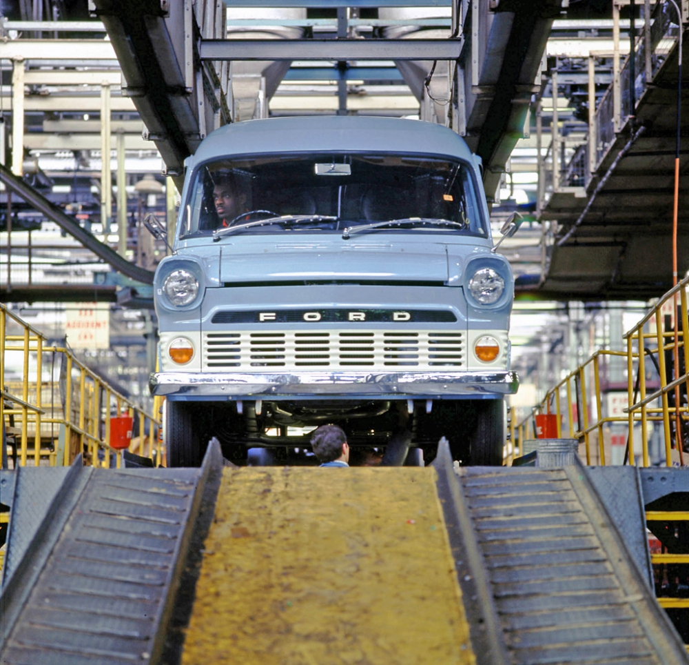 Ford Transit 50. Yaşını Kutluyor galerisi resim 2