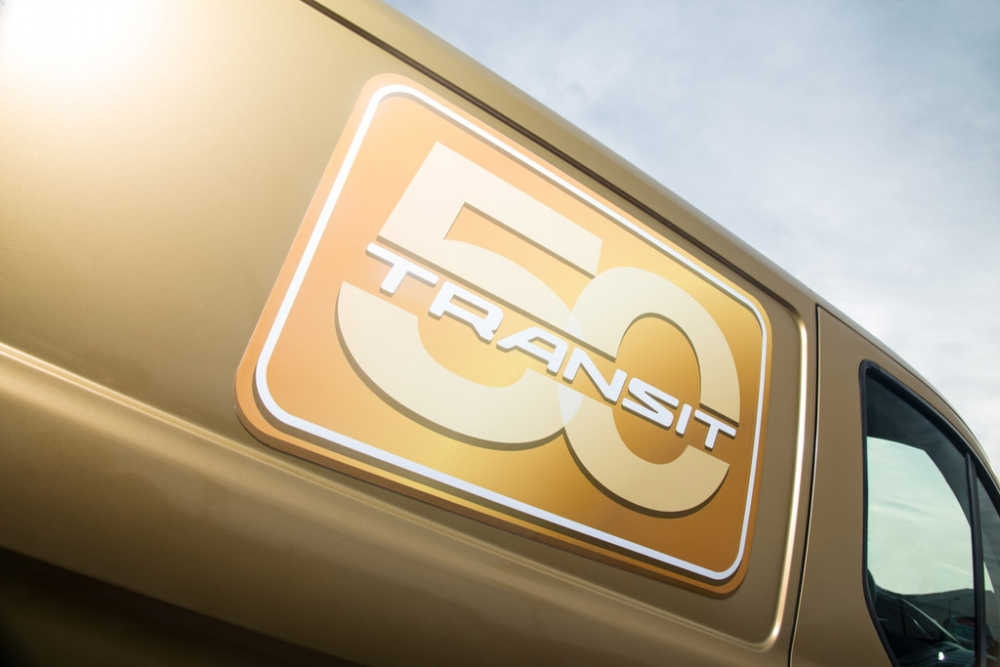 Ford Transit 50. Yaşını Kutluyor galerisi resim 4