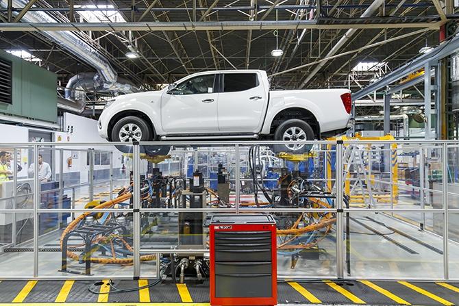 Nissan Yeni Navara'yla Pazar Payını Artırmayı Hedefliyor galerisi resim 7
