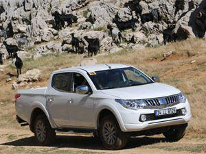 Mitsubishi Yeni L200'le Pick Up Pazarındaki İddiasına Devam Edecek