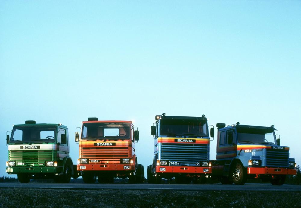 Scania 125 Yaşında galerisi resim 2