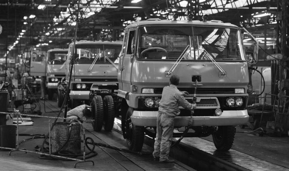 Isuzu Motors 100'üncü Yılını Kutluyor galerisi resim 3