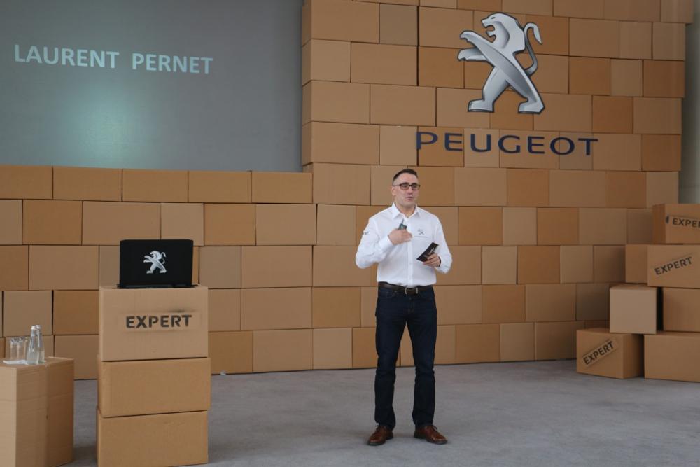Peugeot'un Yeni Hafif Ticari Araçı Expert Türkiye'de galerisi resim 1