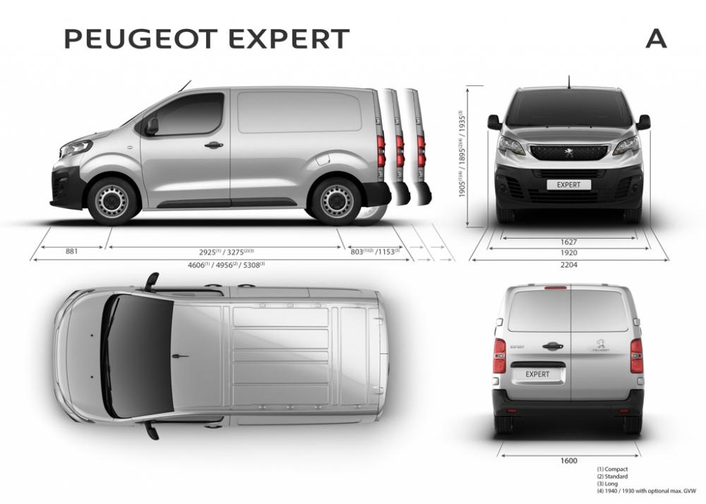 Peugeot'un Yeni Hafif Ticari Araçı Expert Türkiye'de galerisi resim 2