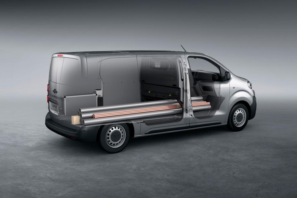 Peugeot'un Yeni Hafif Ticari Araçı Expert Türkiye'de galerisi resim 4