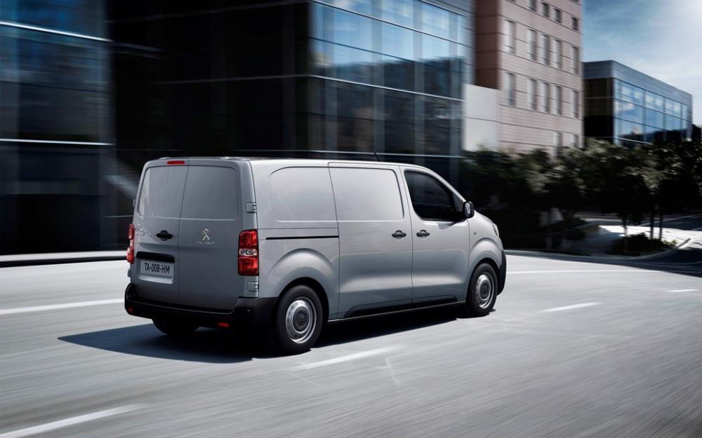 Peugeot'un Yeni Hafif Ticari Araçı Expert Türkiye'de galerisi resim 5