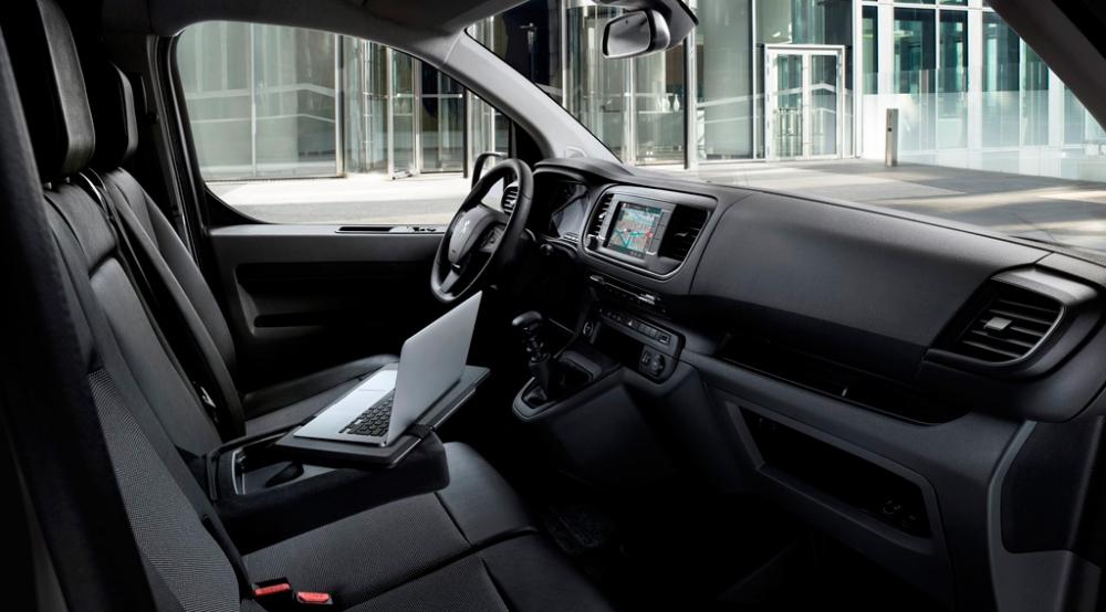 Peugeot'un Yeni Hafif Ticari Araçı Expert Türkiye'de galerisi resim 6