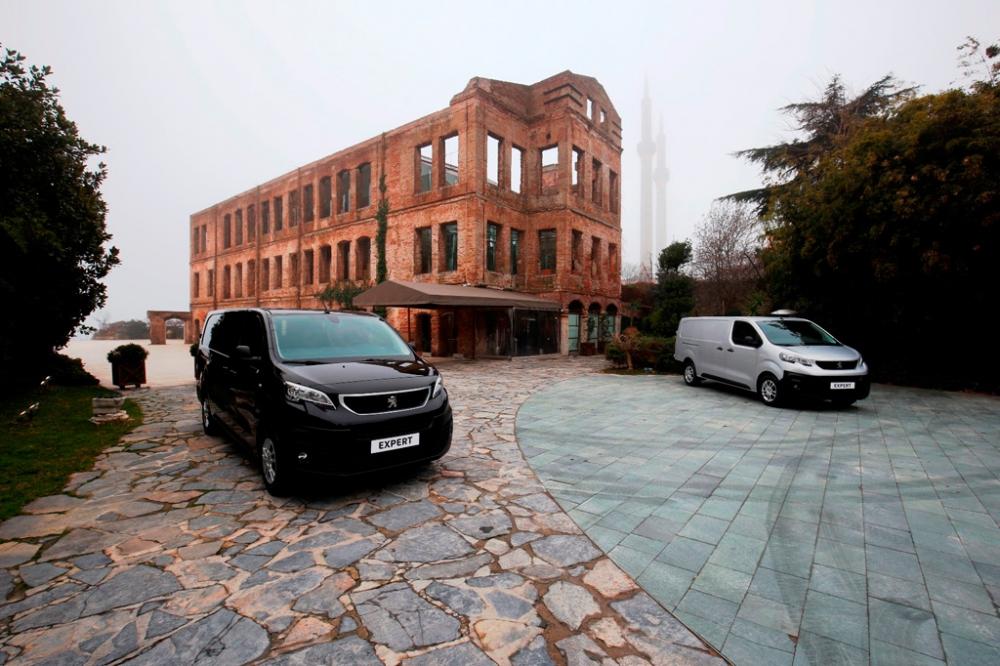 Peugeot'un Yeni Hafif Ticari Araçı Expert Türkiye'de galerisi resim 8