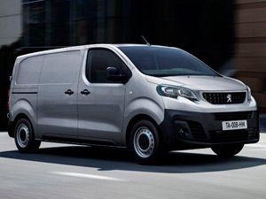 Peugeot'un Yeni Hafif Ticari Araçı Expert Türkiye'de