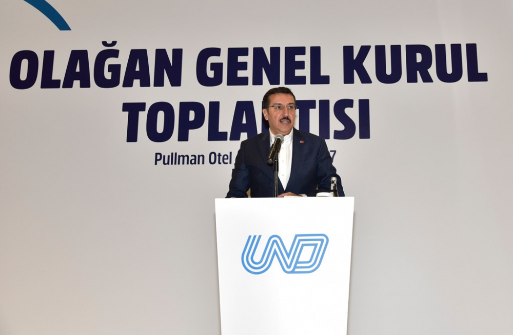 Çetin Nuhoğlu Tekrar UND Başkanı Oldu galerisi resim 1