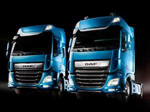 DAF Yeni CF ve XF Modelleriyle Verimlilik Vaat Ediyor